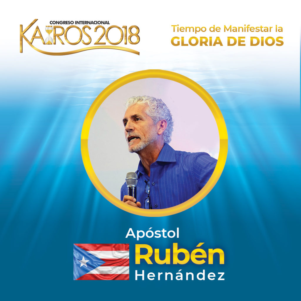 Apostol Ruben Hernandez